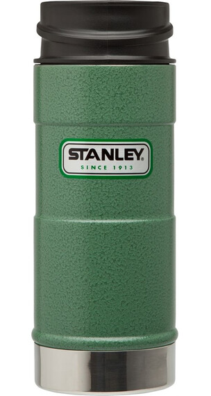 Stanley Classic One Hand Vacuum Mug 0.35L Hammertone Green